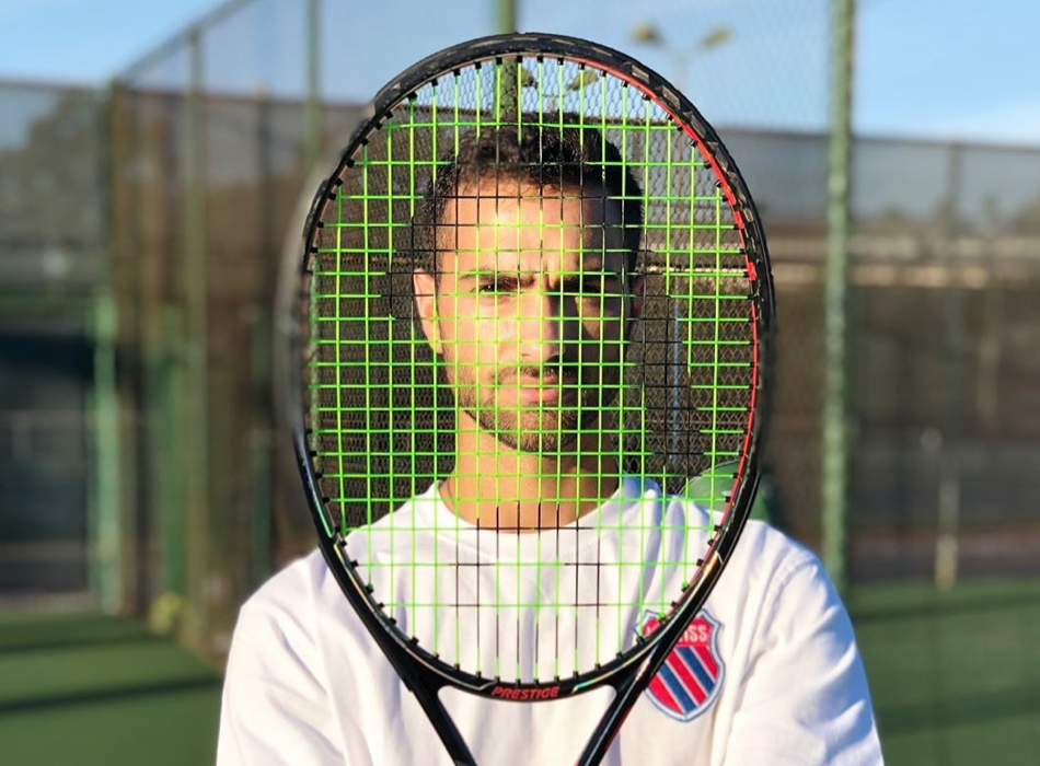 Behind the Racquet with Noah Rubin